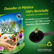 Grátis Dosador – Plástico PET 100% Reciclado